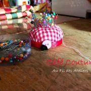 Café Couture - Cours de couture