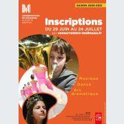 Incriptions au Conservatoire de Mulhouse