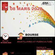 Bourse aux vêtements, jouets, livres et puériculture à Mulhouse 2020