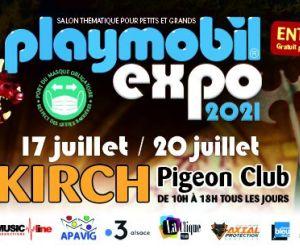Playmobil EXPO 2021 - GRAND EST