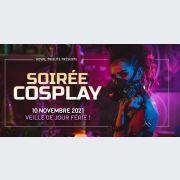 Soirée Cosplay