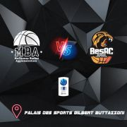 Mulhouse Basket Agglomération - BesAc