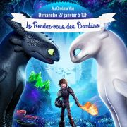 Rdv Bambins - Dragons 3