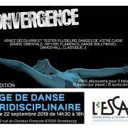 Stage de danse Convergence 4ème édition