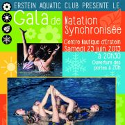 Gala de natation artistique