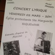 Concert lyrique