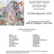 XXIXème Rencontre d\'Art