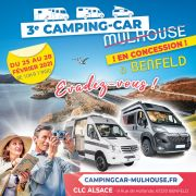 Camping-car Mulhouse en concession