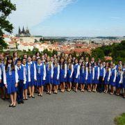 Concert des Noëlies. Philharmonic Children\'s choir de Prague