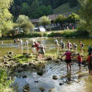 Sortie nature et histoire : le long du Doubs dans le Jura Suisse