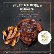 Filet de Boeuf Rossini