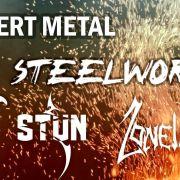Concert Metal : Steelworker - Stun - Loneliness