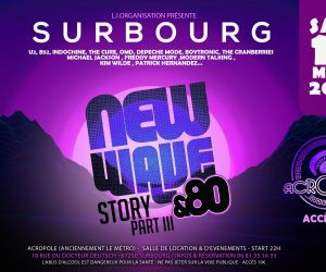 New Wave & 80\'s Story Part 3