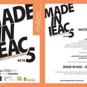 Made in IEAC Acte 5