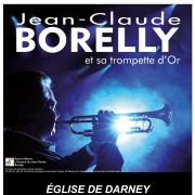 Jean Claude Borelly et sa trompette d\'Or