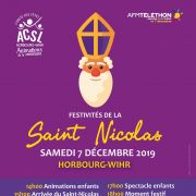 Noël 2019 à Horbourg-Wihr : Week-end de la Saint-Nicolas