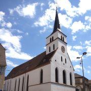 Ouverture de l\'église Saint-Guillaume