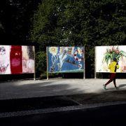 Plankat Wand Kunst : Parcours