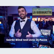 Soirée Blind test avec Dj Pacos