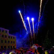 Inauguration de l\'école Cassin