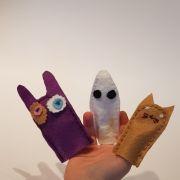 Atelier pour les 6-14 ans : Monstrueux doigts