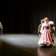 Ecole des Arts, cours de théâtre