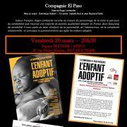 L\'enfant adoptif de Roger Lombardot