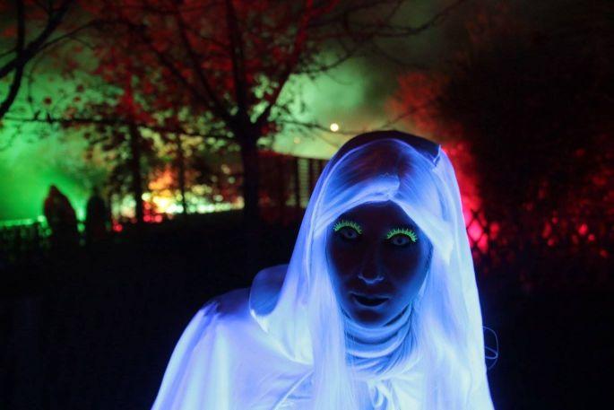 Gut gemocht Halloween Party au Parc du Petit Prince ! - Ungersheim - Animation  PW89