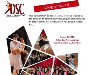 Cherchons couple de danseur pour formation de danse