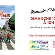 Rencontre/Dédicace : « Vies incroyables : le handicap en action »