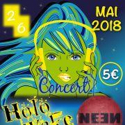 HoloWake & NE3N