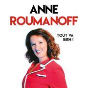 Spectacle diffusé au Cinéma - Anne Roumanoff