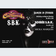 Workshop de Bachata + SBK de Carnaval