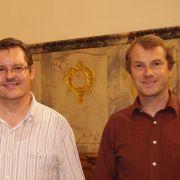 Concert à deux orgues par Francis Jacob et Claude Roser