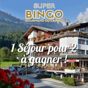 Super Bingo Gourmand