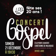 Concert Gospel Let\'s Praise God
