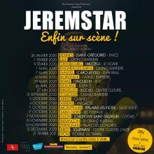 Jeremstar, enfin sur scène !