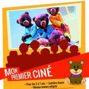 Mon 1er ciné : Petit ours brun - au Cinéma Vox