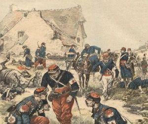 La guerre de 1870-1871 en Alsace