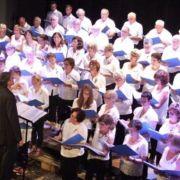 Concert de Noël de la chorale du Lycée à Sainte-Marie-aux-Mines