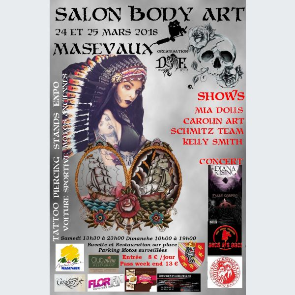 Salon Body Art Masevaux Niederbruck