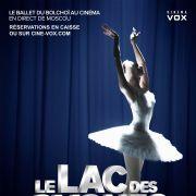 Ballet Du Bolchoi - Le Lac Des Cygnes