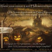 Soirée Halloween à l\'Aliane Café Boutiquo-jeux