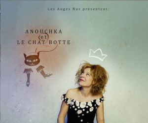 Anouchka et le chat botté