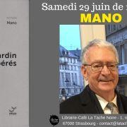 Journée dédicaces avec Mano : Le jardin des désespérés