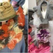 Atelier de laine feutrée