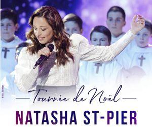 Natasha St-Pier et les petits chanteurs à la croix de bois