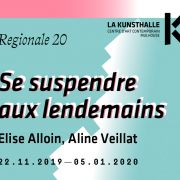 Régionale 20 : Se suspendre aux lendemains
