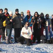 Journée découverte de la raquette à neige