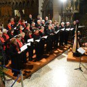 Choeur et Harpe pour un Noël ... so British